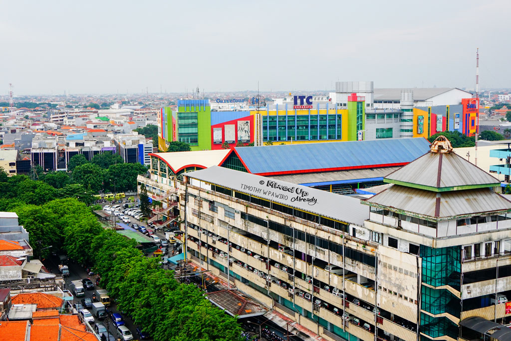 Pasar Atom Surabaya