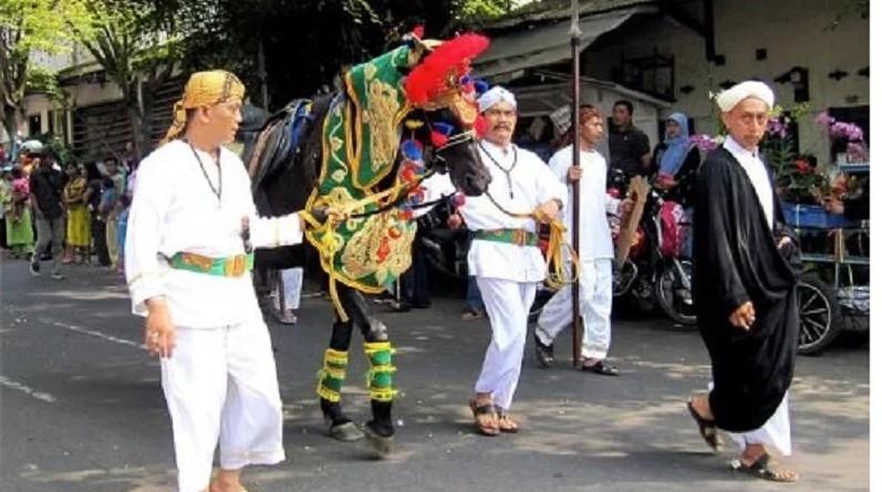 Pawai Kuda Kosong, Budaya Dan Tradisi Turun Temurun Cianjur