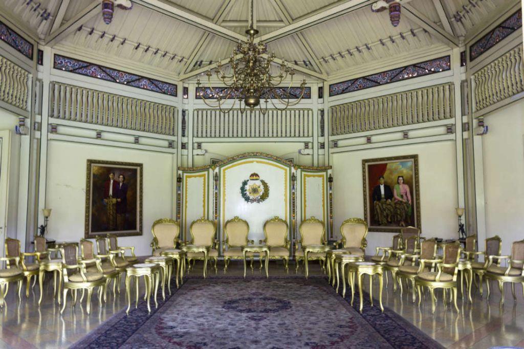 Istana Mangkunagaran Solo, wisata, vacation