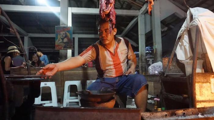 Sate Klatak Pak Bari Yogyakarta