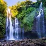 Air Terjun Lemukih Bali, Pesona Tiga Air Terjun Sekaligus di Satu Tempat