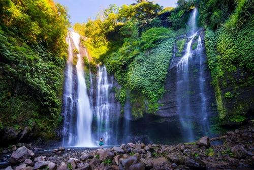 Air Terjun Lemukih Bali