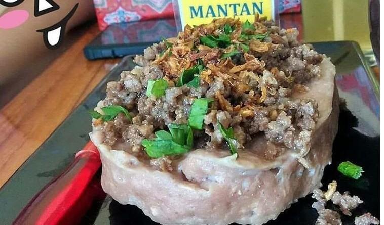 Bakso Kuburan Mantan, Kuliner Untuk Melupakan Mantan