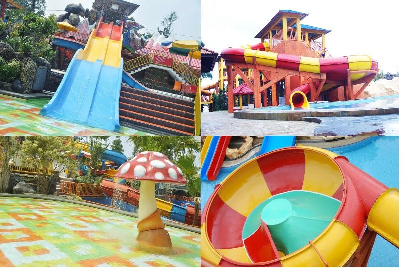 Harga Tiket Masuk SantaSea Waterpark Sukabumi