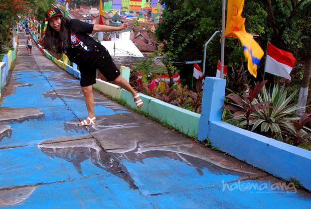Kampung Tridi Malang