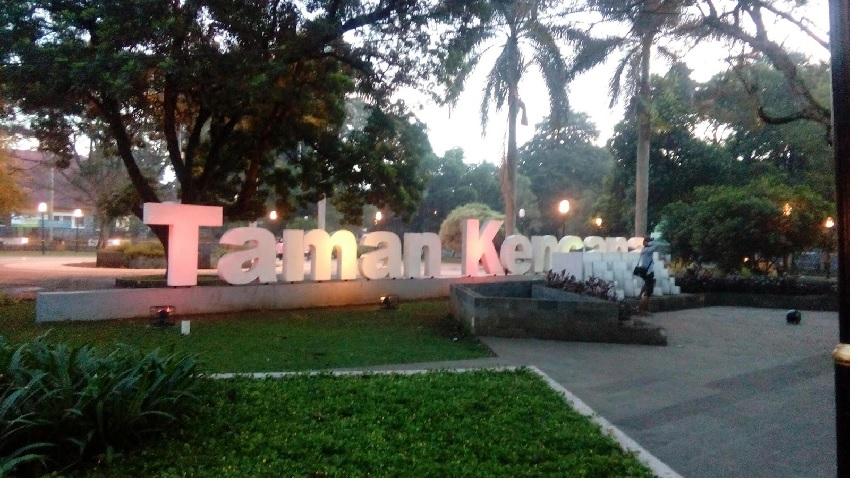 Lokasi Agripark Taman Kencana