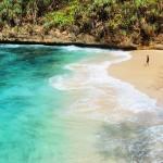 Pantai Banyu Meneng Malang, Pantai dengan Ombak Tenang yang Aman untuk Liburan Keluarga