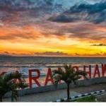 Pantai Karang Hawu, Panorama Alamnya yang Sangat Indah