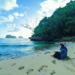 Pantai Ngliyep Malang Selatan, Pantai Cantik dengan Spot Foto Kekinian yang Asyik