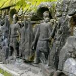 Relief Yeh Pulu Bali, Menyaksikan Potret Rekaman Sejarah Bali di Masa Lalu