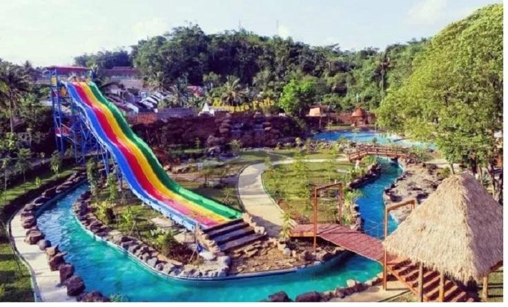 Santasea Waterpark Sukabumi