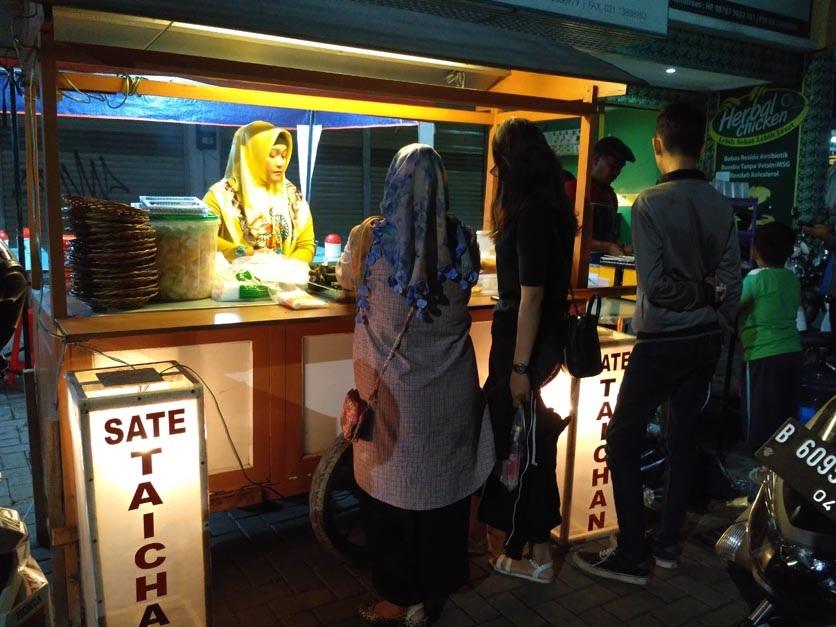 Sate Taichan Bogor