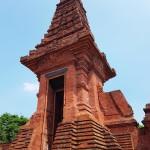 Candi Bajang Ratu, Candi Bersejarah Peninggalan Kerajaan Majapahit di Mojokerto