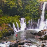Coban Ciblungan Malang, Wisata Air Terjun Unik yang Pas untuk Lokasi Main Basah-basahan