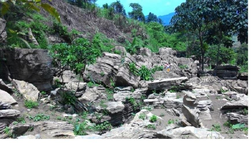 Lokasi Gua Agung Garunggang