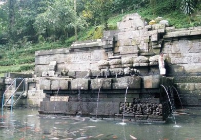 Petirtaan Jolotundo Mojokerto, Pemandian Air Peninggalan Zaman Majapahit Berkualitas Setara Air Zam-Zam