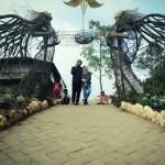 Taman Langit Gunung Banyak, Wisata Instagramable dengan Suasana ala Negeri Dongeng di Malang