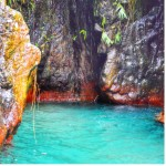 Curug Leuwi Lieuk, Pesona Kolam Hijau ala Green Canyon Di Bogor