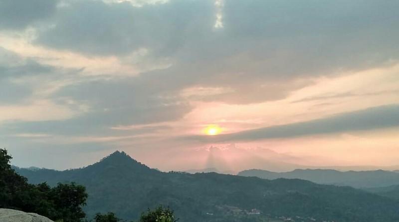 Wana Wisata Gunung Karang Majalengka