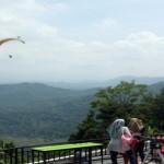 Menikmati Langit Kota Majalengka, Wisata Paralayang Olahraga Terpopuler menurut Anugerah Pesona Indonesia tahun 2018