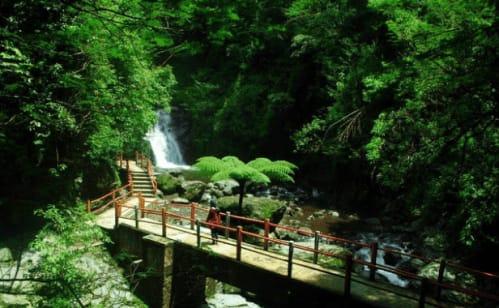 objek wisata curug muara